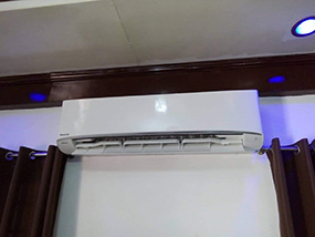 Installation Air Conditioning